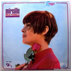 Discos de vinilo: MIREILLE MATHIEU - MIREILLE MATHIEU - LP BARCLAY 1967 BPY. Lote 267720449