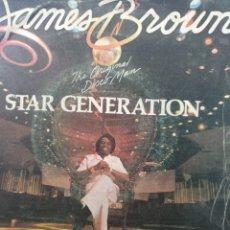 Discos de vinilo: JAMES BROWN ** STAR GENERATION * WOMEN ARE SOMETHING ELSE **. Lote 267720919