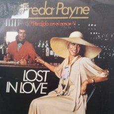 Discos de vinilo: FREDA PAYNE ** LOST IN LOVE * YOU **. Lote 267722004