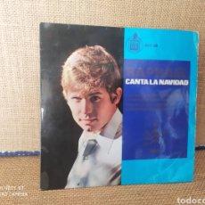 Discos de vinilo: SINGLE RAPHAEL. CANTA LA NAVIDAD.. Lote 267723239