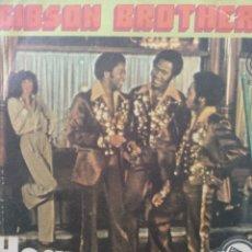 Discos de vinilo: GIBSON BROTHERS ** HEAVEN * A SYMPHONY **. Lote 267729404