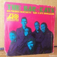 Discos de vinilo: SINGLE THE BAR-KAYS.. Lote 267732869