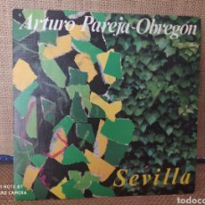 Discos de vinilo: SINGLE ARTURO PAREJA-OBREGÓN. Lote 267736359