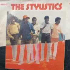 Dischi in vinile: THE STYLISTICS ** ROCKIN' ROLL BABY * YOU MAKE ME FEEL BRAND NEW **. Lote 267747624