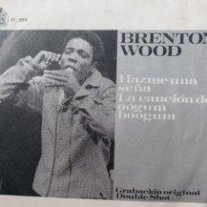 Discos de vinilo: BRENTON WOOD ** GIMME LITTLE SIGN * THE OOGUM BOOGUM SONG **. Lote 267748344