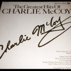 Discos de vinilo: V3002 - CHARLIE MCCOY. THE GREATEST HITS. COUNTRY. FOLK. LP. VINILO. RECOPILATORIO.. Lote 267749254