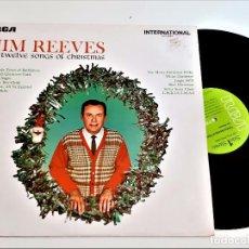 Discos de vinilo: VINILO JIM REEVES. Lote 267770149