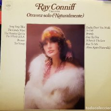 Discos de vinilo: RAY CONNIFF - OTRA VEZ SOLO. Lote 267770694