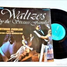 Discos de vinilo: VINILO WALTZES. Lote 267771099