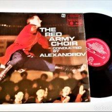 Discos de vinilo: VINILO THE RED ARMY CHOIR. Lote 267771694