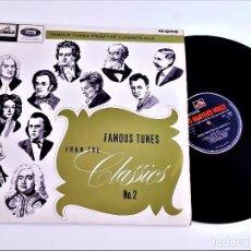 Discos de vinilo: VINILO FAMOUS TUNES. Lote 267772039