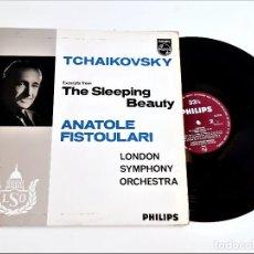 Discos de vinilo: VINILO TCHAIKOVSKY. Lote 267772619