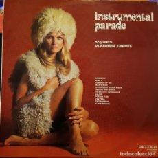 Disques de vinyle: INSTRUMENTAL PARADE - ORQUESTA VLADIMIR ZAROFF. Lote 267775434