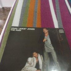 Discos de vinilo: MAXI ORÁN JUICE JONES ( THE RAIN). Lote 267791314