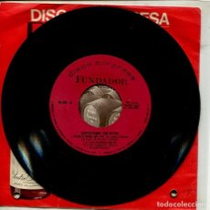 Discos de vinilo: MARCAS COMERCIALES - FUNDADOR 10.140 (CONTINUEMOS CON RITMO). Lote 287569503
