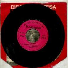 Disques de vinyle: MARCAS COMERCIALES - FUNDADOR 10.159 (LOS INDONESIOS). Lote 267811039