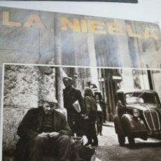 Discos de vinilo: LP DISCO VINILO LA NIEBLA. Lote 267816039