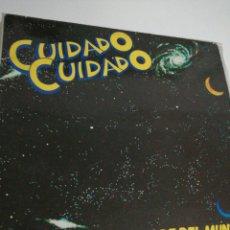 Discos de vinilo: LP DISCO VINILO CUIDADO CUIDADO. Lote 267816619
