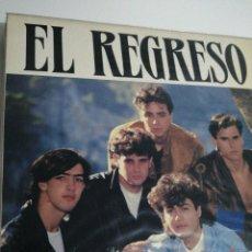 Discos de vinilo: LP DISCO VINILO EL REGRESO. Lote 267816684