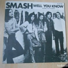 Dischi in vinile: SMASH, SG, WELL YOU KNOW + 1, AÑO 1970. Lote 267824964