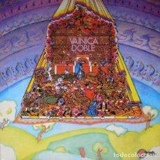 Discos de vinilo: VAINICA DOBLE VAINICA DOBLE LP VINILO NUEVO PRECINTADO. Lote 267838414