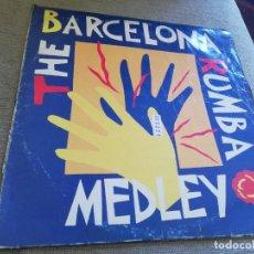 Discos de vinilo: THE BARCELONA RUMBA-MEDLEY. MAXI. Lote 267845094