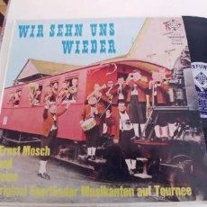 Disques de vinyle: ERNST MOSCH UND SEINE ORIGINAL EGERLÄNDER-LP MUSIKANTEN. Lote 267846164