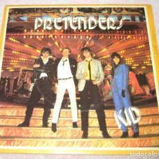 Discos de vinilo: PRETENDERS - KID - RD 1979 - UK - EX!. Lote 267860534