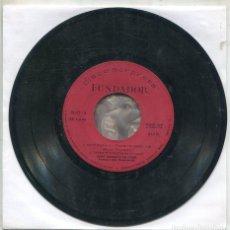 Dischi in vinile: MARCAS COMERCIALES - FUNDADOR 10.172 (BOBBY JOHNSON & THE ATOM'S - ROY ORBISON. Lote 267863934