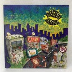 Discos de vinilo: LP - VINILO FRESH TRASH - LA JUNGLA + ENCARTE - ESPAÑA - AÑO 2010 - VINILO VERDE. Lote 267885324