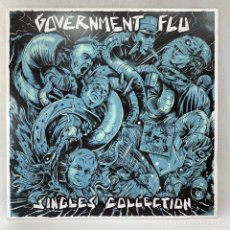 Discos de vinilo: LP - VINILO GOVERNMENT FLU - SINGLES COLLECTION + ENCARTE - ESPAÑA - AÑO 2012. Lote 267885914