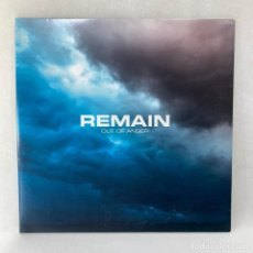 Discos de vinilo: LP - VINILO REMAIN - OUT OF ANGER - DOBLE PORTADA - NETHERLANDS - AÑO 2008 - VINILO ROJO. Lote 267892059