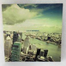 Discos de vinilo: LP - VINILO CORDURA - METRÓPOLIS + ENCARTE - ESPAÑA - AÑO 2012. Lote 267892514