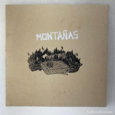 Discos de vinilo: LP - VINILO MONTAÑAS - MONTAÑAS - DISCOS HUMEANTES - OVIEDO + PÓSTER + PARCHE - ESPAÑA. Lote 267893354