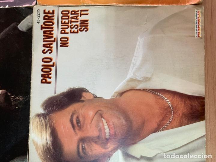 Discos de vinilo: LOTE DE 31 VINILOS SINGLES TEMAS VARIOS - Foto 4 - 267894294