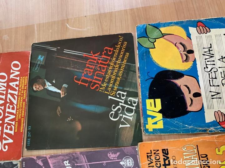 Discos de vinilo: LOTE DE 31 VINILOS SINGLES TEMAS VARIOS - Foto 7 - 267894294