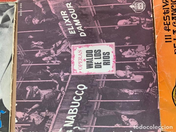 Discos de vinilo: LOTE DE 31 VINILOS SINGLES TEMAS VARIOS - Foto 8 - 267894294