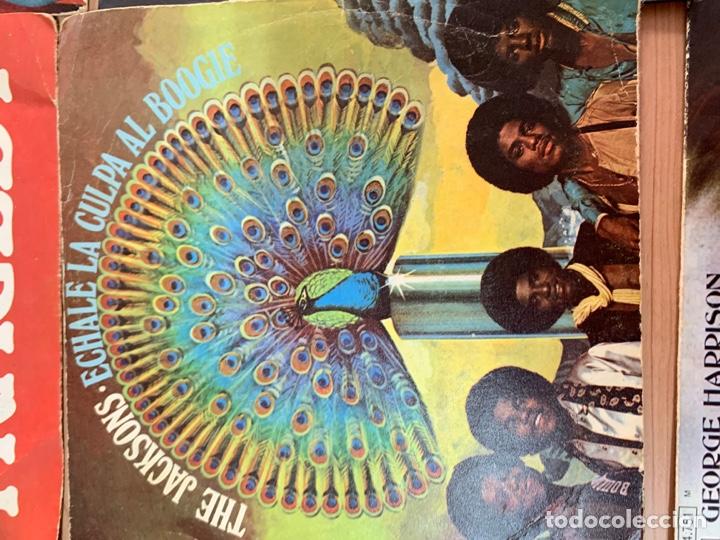 Discos de vinilo: LOTE DE 31 VINILOS SINGLES TEMAS VARIOS - Foto 13 - 267894294