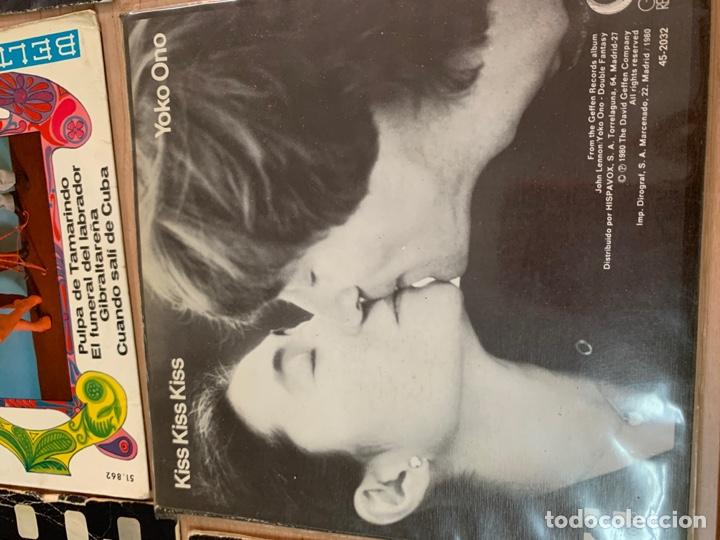 Discos de vinilo: LOTE DE 31 VINILOS SINGLES TEMAS VARIOS - Foto 18 - 267894294
