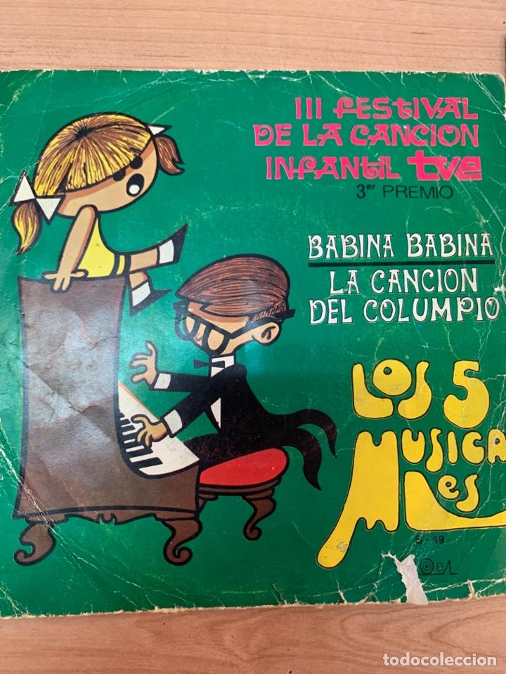 Discos de vinilo: LOTE DE 31 VINILOS SINGLES TEMAS VARIOS - Foto 32 - 267894294