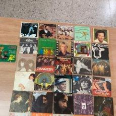 Discos de vinilo: LOTE DE 31 VINILOS SINGLES TEMAS VARIOS. Lote 267894294
