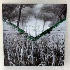 Discos de vinilo: LP - VINILO FRIEDA'S STILL IN LOVE - FRIEDA'S STILL IN LOVE + INSERT. Lote 267895369