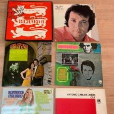 Discos de vinilo: LOTE DE 6 LP'S HERP ALBERT Y OTROS. Lote 267903274