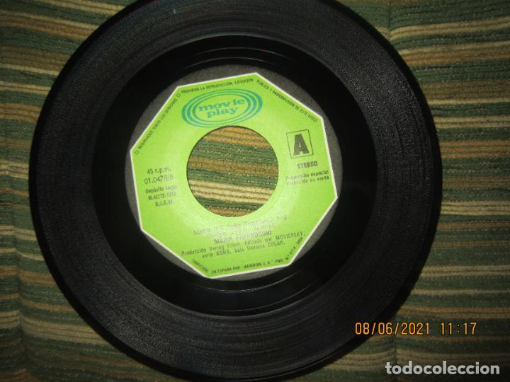 Discos de vinilo: MARIA FARANDOURI - SOMOS DOS SINGLE PROMO ORIGINAL ESPAÑOL MOVIEPLAY 1979 MUY NUEVO (5) - Foto 3 - 267909439