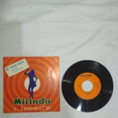 Discos de vinilo: VINILO 45 R. PERO. M. MARITRINI COLECCIÓN MIRANDO AÑOS 70. EN EXCELENTE ESTADO DE CONSERVACIÓN-. Lote 267912534