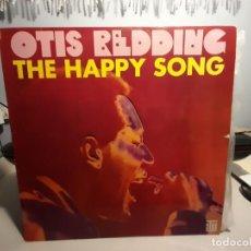 Discos de vinilo: LP OTIS REDDING : THE HAPPY SONG. Lote 268022834