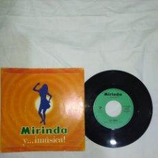 Discos de vinilo: VINILO 45 R. PERO. M.- LOS PASOS-AÑOS 70-DE LA COLECCIÓN MIRINDA-EN EXCELENTE ESTADO DE CONSERVACION. Lote 268023059