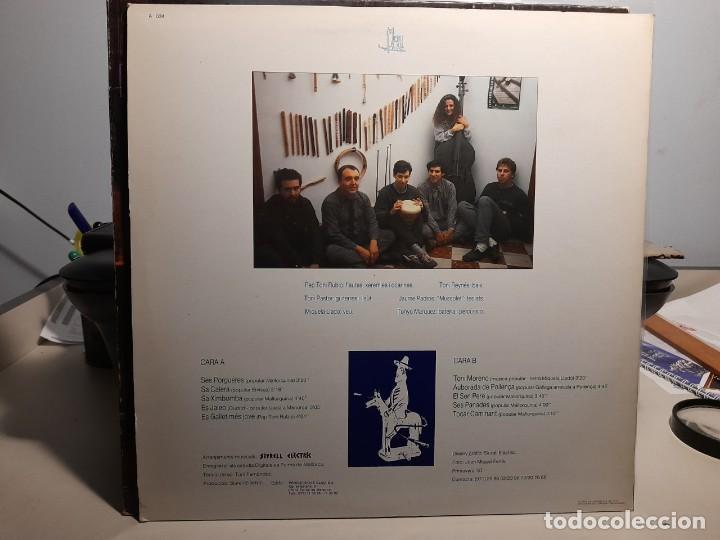 Discos de vinilo: LP SIURELL ELECTRIC ( COMPLETAMENTE NUEVO) - Foto 2 - 268023319