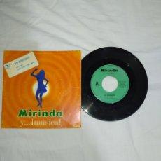 Discos de vinilo: VINILO 45 R. P. M.LOS PEKENIKES-AÑOS 70-DE LA COLECCIÓN MIRINDA-EN EXCELENTE ESTADO DE CONSERVACION-. Lote 268023779