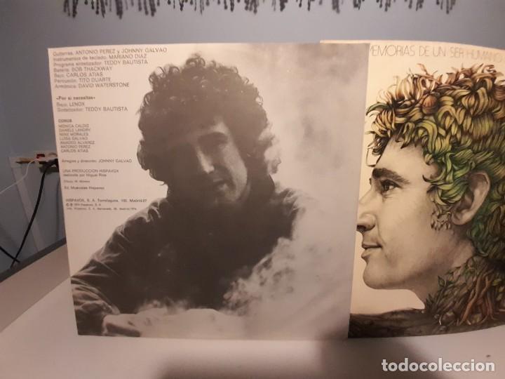 Discos de vinilo: LP MIGUEL RIOS : MEMORIAS DE UN SER HUMANO - Foto 4 - 268025389